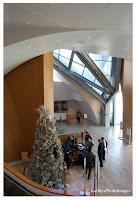 Lobby at Grand Ave Entrance
