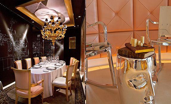 """""""Ramses el multiespacio de vanguardia diseñado por Philippe Stark en Madrid""""  Ramses, puro éxtasis Ramses Restaurant Madrid  9"""