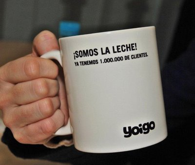 yoigo 1 Millón by QuintaEsencia
