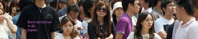 Betraktelser från Japan
