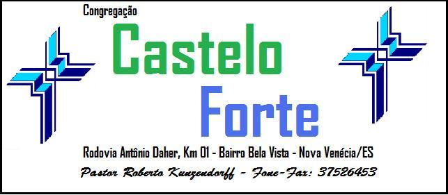 IELB - Castelo Forte - Nova Venécia