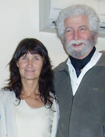 Mark Duchamp y Ángela Mascarell