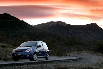New Chevy Aveo Hatchback