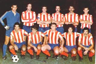 El Biri con una alineacion con el Algeciras CF