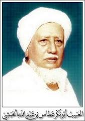 AL-HABIB ABU BAKAR AL HABSYI