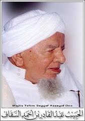 AL-HABIB ABDUL QODIR ASSEGAFJEDDAH