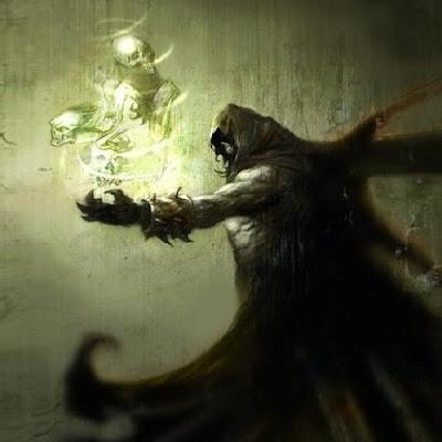 Poderes: Magia y Mentales  Nigromante