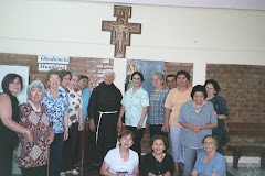CENÁCULO PARROQUIA CRISTO SALVADOR