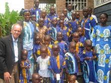 Informe de la visita de la Llama de Amor al África