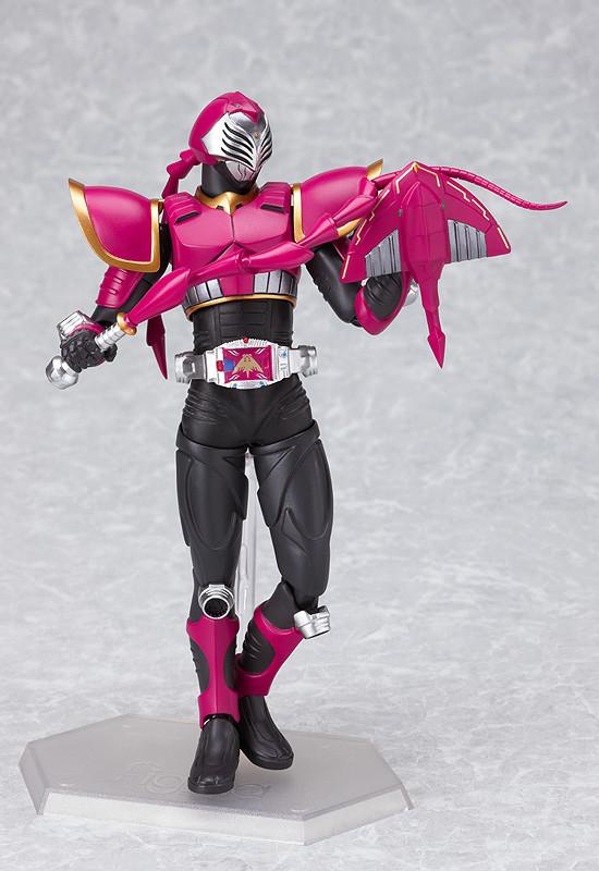 Max Factory's Figma Kamen Rider Sting | Figure Nonsense