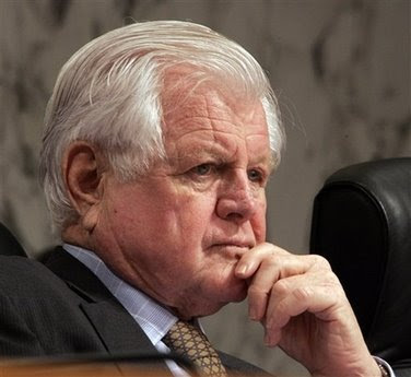 ted kennedy young. Ted Kennedy Hospitalized