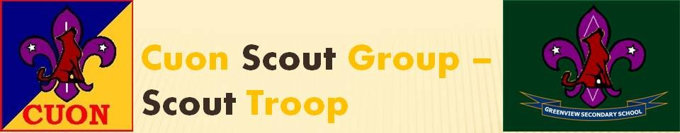 Cuon Scout Group - Scout Troop