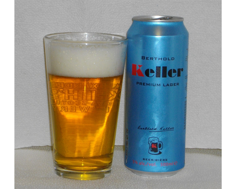 Berthold Keller Premium Lager • RateBeer