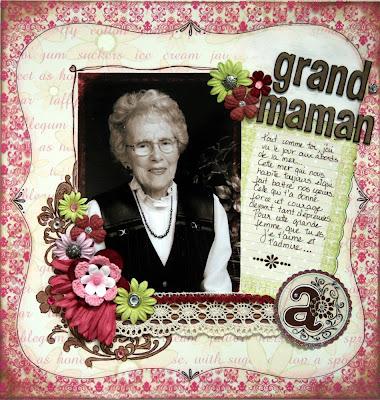Grand-Maman Alvinia