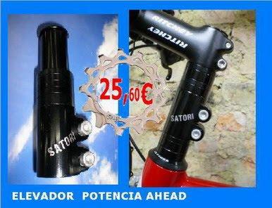 ELEVADOR POTENCIA AHEAD