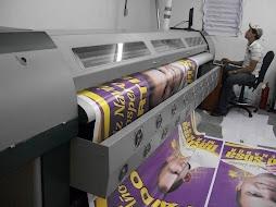La mejor impresión digital les ofrecemos a nuestros clientes.