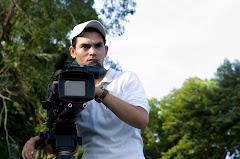 En el Seibo, Rodando el Documental Norman de Castro.