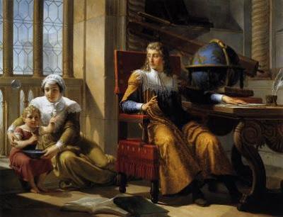 Newton med familjen