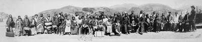 Prärieindianers historia