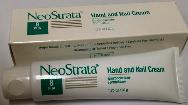 neostrata hand and nail cream