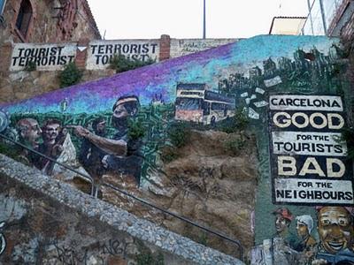touris terrorist barcelona