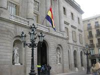ii republica barcelona bandera