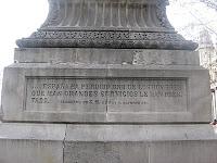 estatua marques de comillas barcelona