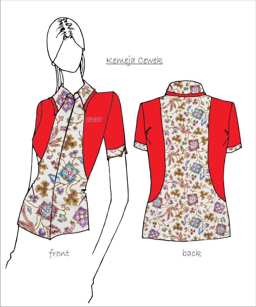 B Fashion Kiranti Orang Tua Group
