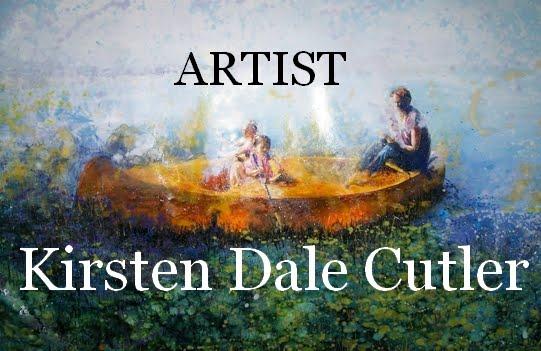 Artist Kirsten Dale Cutler