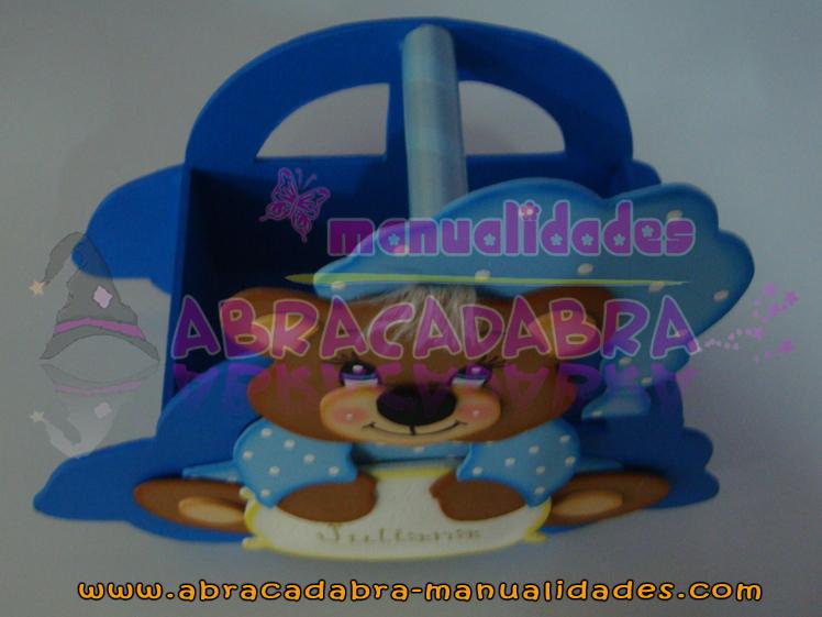 Abracadabra: cotillon: ositos dormilones..........!!!