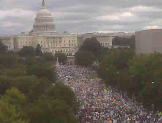9/12 March On D.C.