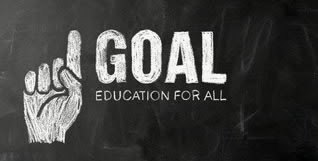 Join 1goal today and make a difference