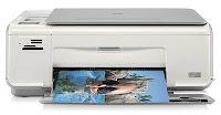 Minha nova multifuncional HP Photosmart C4200
