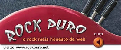 Logo Rock Puro.Net, a rádio rock mais honesta da web