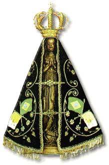 Viva Nossa Senhora Aparecida, a Padroeira do Brasil