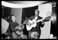 Woody Guthrie e Leadbelly
