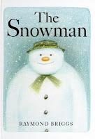 The Snowman, livro de Raymond Briggs