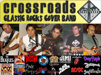Banda Crossroads, Classic Rocks Cover