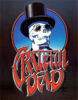 Greateful Dead Poster