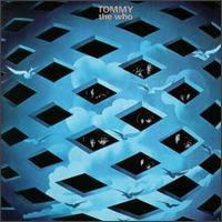 Capa do album duplo Tommy, do grupo The Who, lançado em 1969, criada pelo designer Mike McInnerney