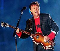 Sir Paul McCartney completa 67 anos como um dos genios da música
