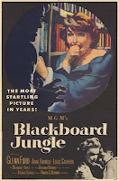 Cartaz de Blackboard Jungle