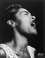 Billie Holiday por William Gotlieb