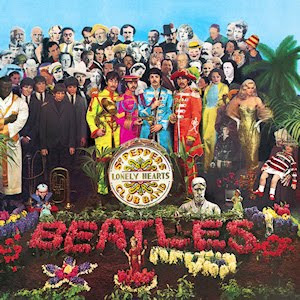 Sgt. Peppers Lonely Heart Club Band capa original