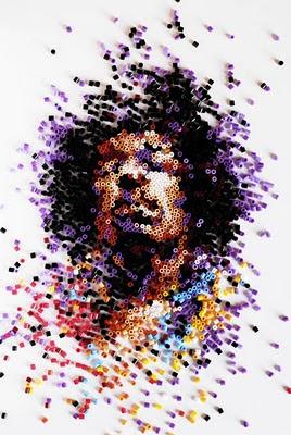 Jimi Hendrix por Ian Wright