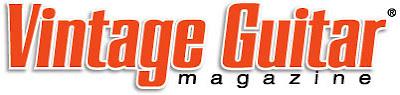 Vintage Guitar Logo