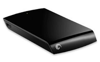 HD externo Seagate de 500Gb