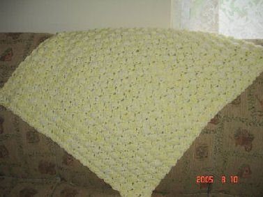 Easy Knit Baby Blanket Pattern - Knitting Naturally