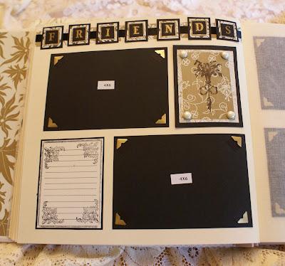 A Wedding Scrapbook Album