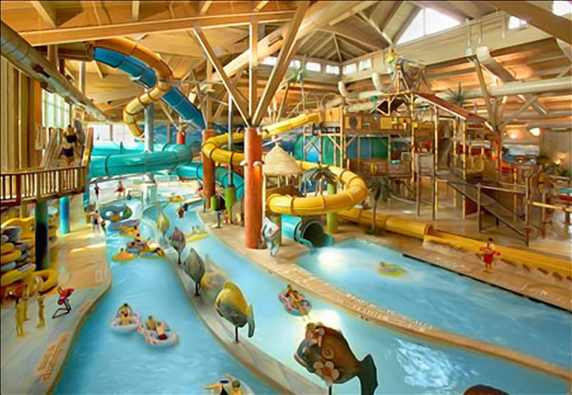 Indoor Water Parks And Hotels In Pennsylvania